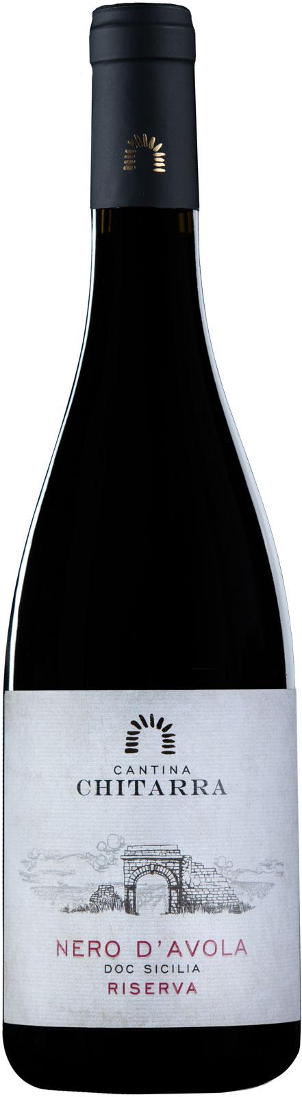 nero d'avola riserva